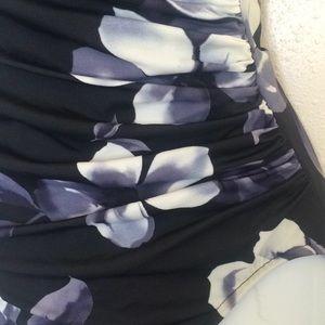 Miraclesuit Swim - Miraclesuit swimsuit shape solutions floral sz 14